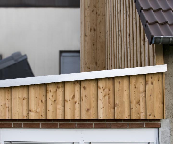 Holzverkleidung Dachdeckerei Steding Peine